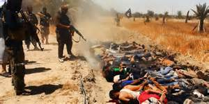Isis kills christians