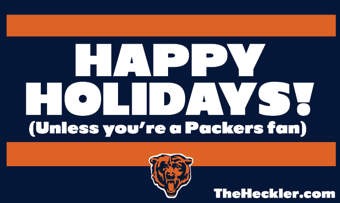 12 Digital Holiday Cards From Chicago Sports Fans The