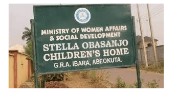 Five children go missing from a motherless babies home in State