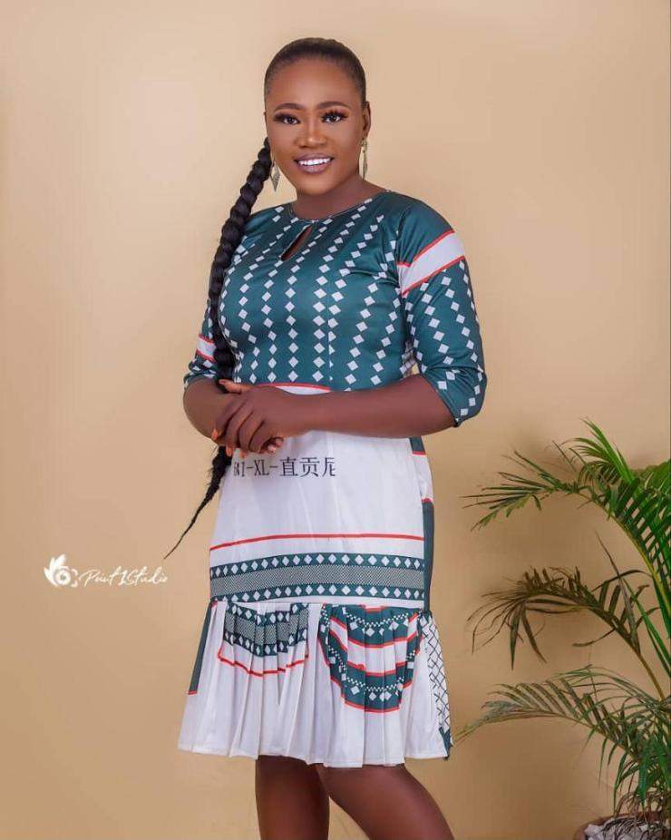 With my ministration i want to create comfort for people in christ-Temilade Tobiloba Badmus