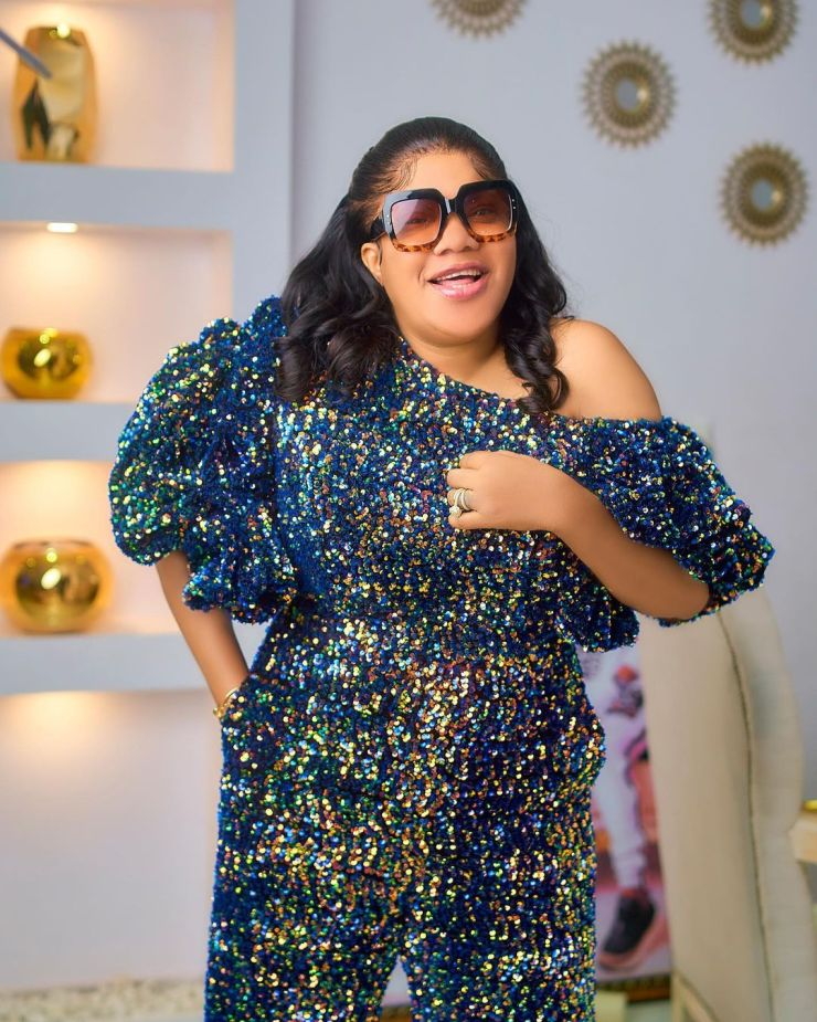 Actress Toyin Abraham Says As She Declare Her Undying Love For Her Husband Kolawole Ajeyemi