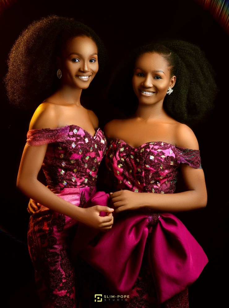 "Popular Social media skit makers ""Twinz Love"" celebrate their birthday with adorable pictures."