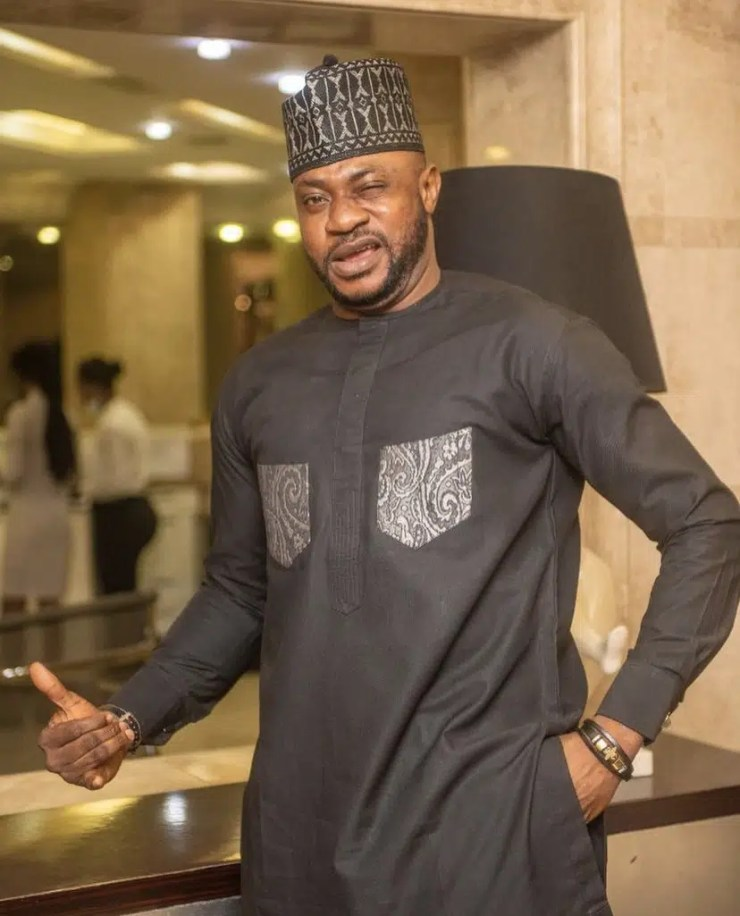"""I don't ask ladies for Sex before I give them movie roles"""" - Odunlade Adekola (Video)"""