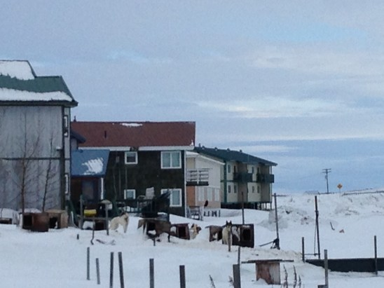 Alaska Houses in Kotzebue
