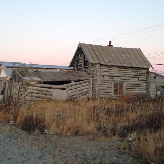 Alaska Kotz old house