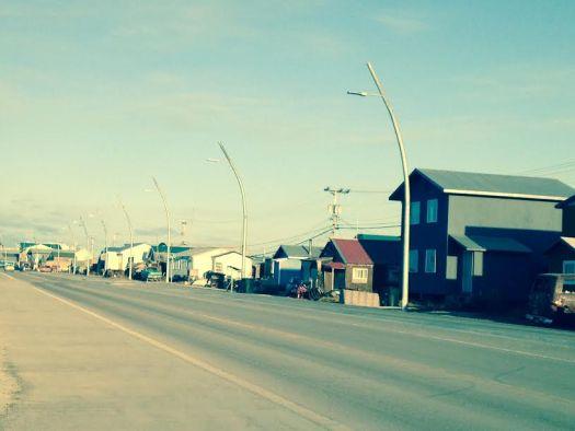 Alaska road+in+kotz