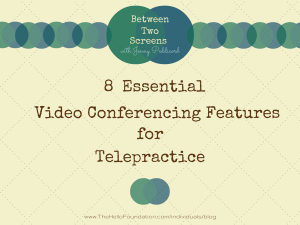 8 Essential Video Conferencing Features