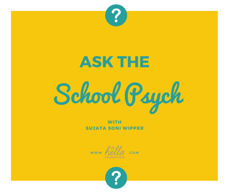 ask the school psych