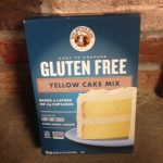 King Arthur Flour Gluten-Free Yellow Cake Mix