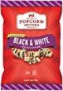 Popcorn Indiana Black & White Drizzlecorn gluten-free