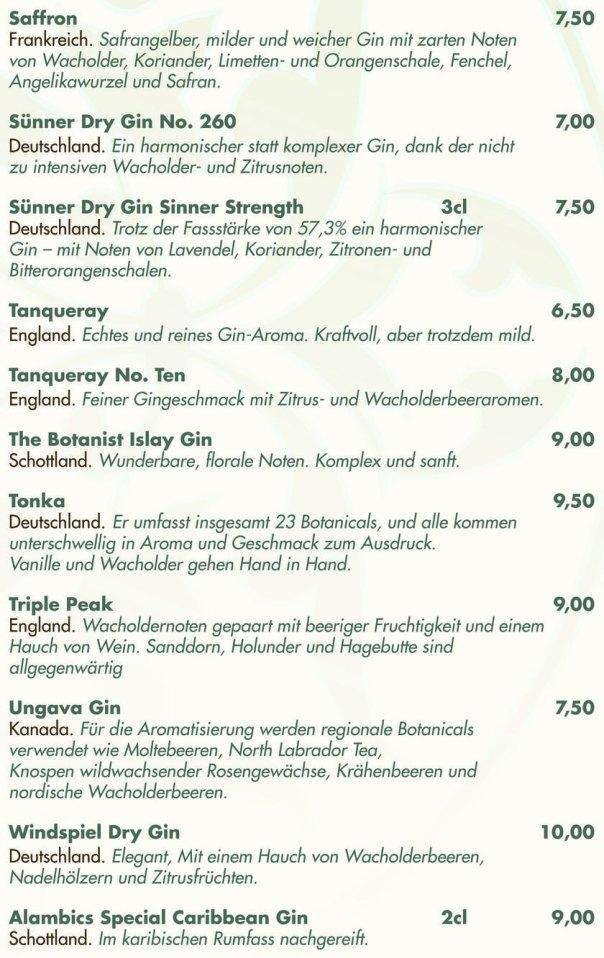Gin4_Saffron_The Botanist Islay Gin_Alambics Special Caribbean Gin