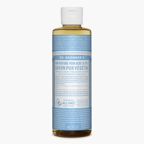 Savon liquide multi-usage Neutre | Dr Bronner's