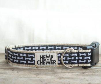 Thehempydog-black-bonez