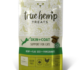The Hempy Dog True Hemp gatos skin coat