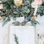 Southern Garden Chic Wedding Inspiration On Ruffled Blog The Hendricks