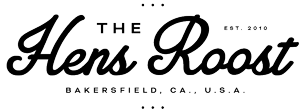 The Hens Roost Website Logo