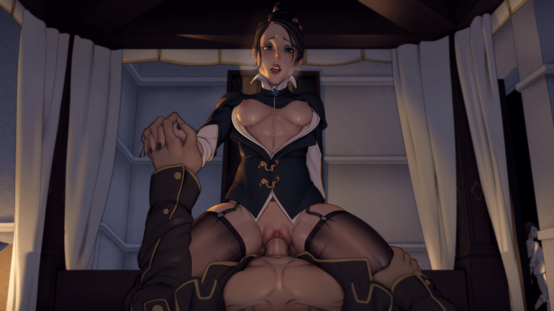 dishonored 2 porn