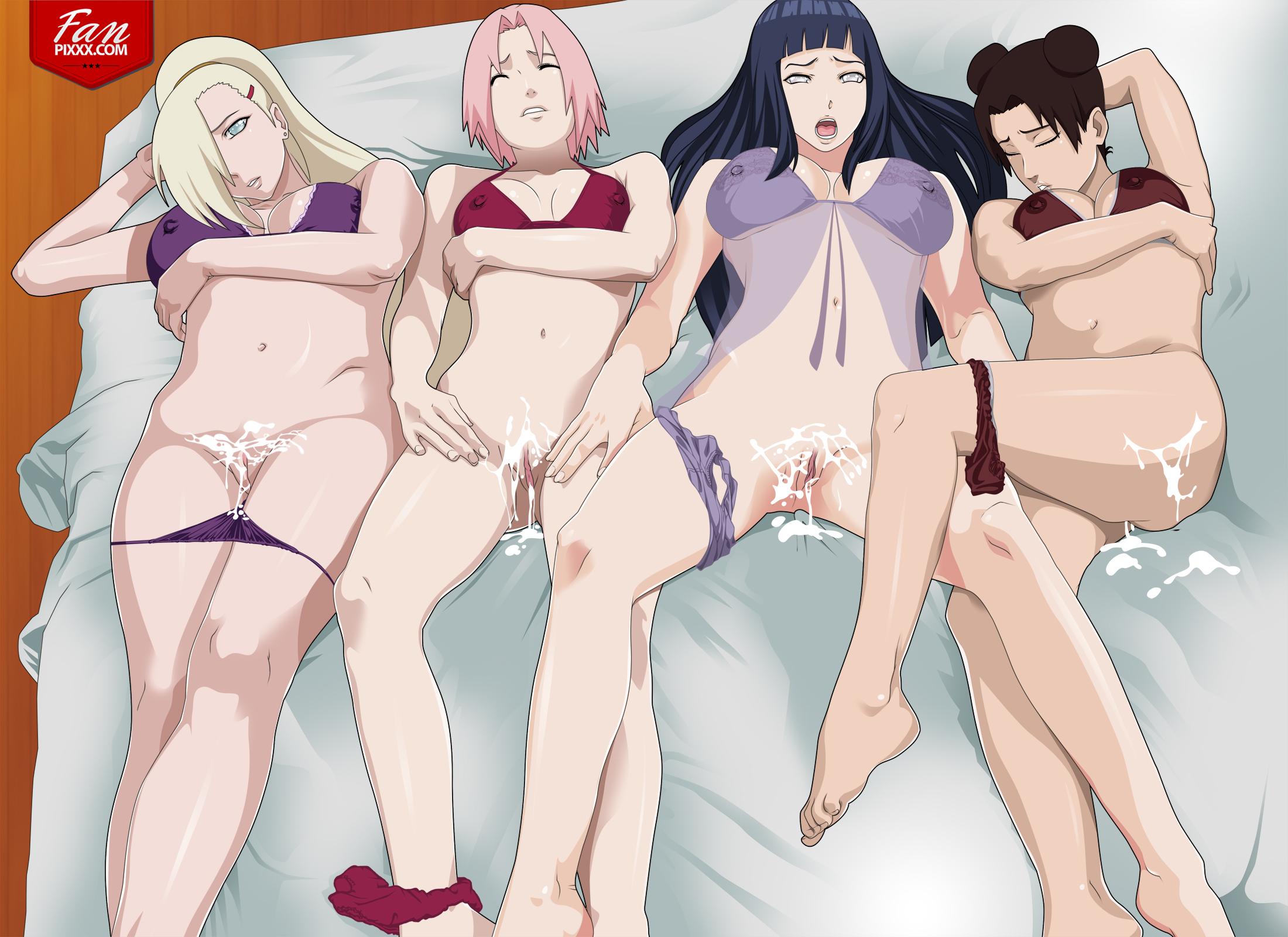sakura hentai e Ino