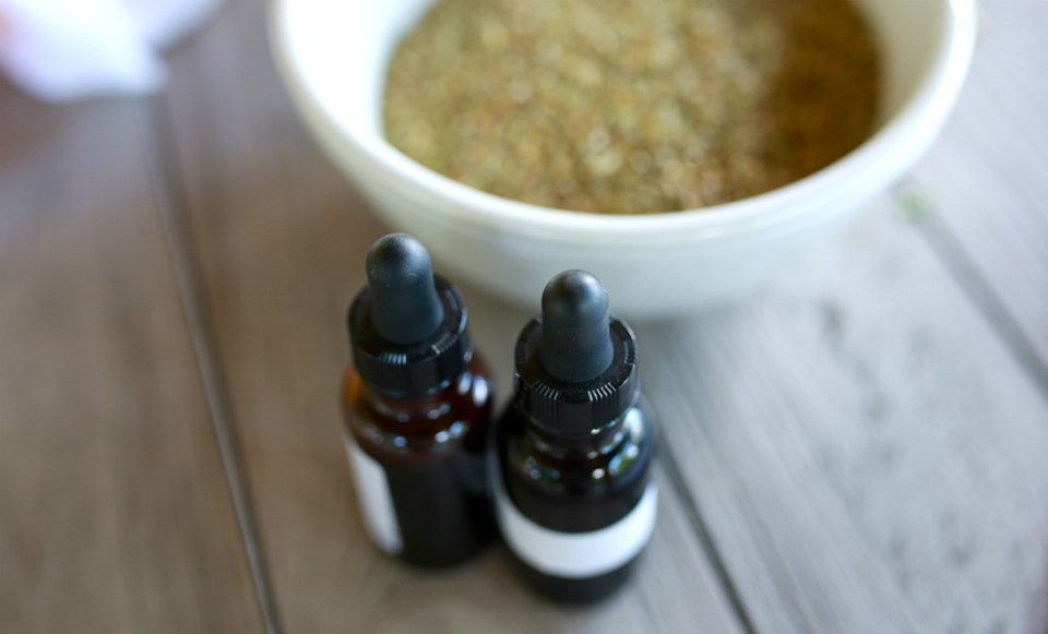 How to make a Tincture using the Folk Method