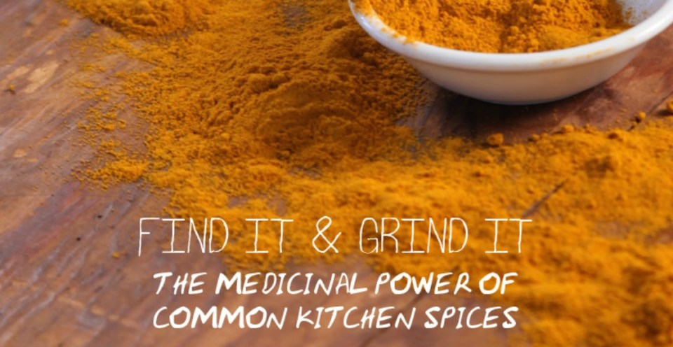 Common-Kitchen-Spices-that-have-Medicinal-Powers