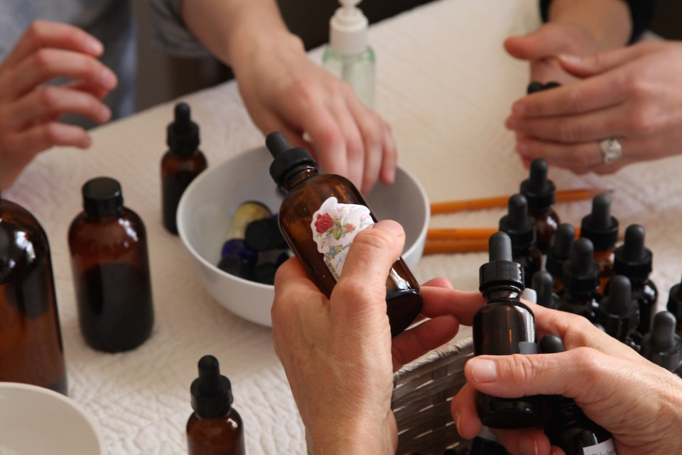 Copy of Making Herbal Products - Entrepreneur Herbal Course