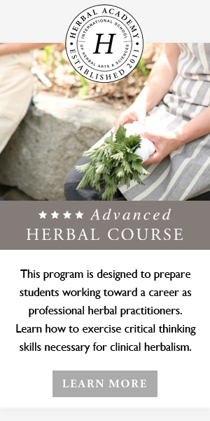 Online Advanced Herbal Course