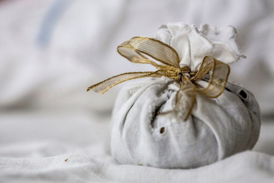 Lavender Sachets and Dream Pillows