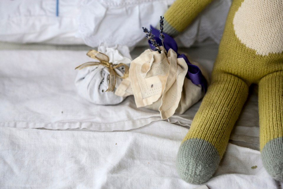 How To Make Lavender Sachets and Dream Pillows | Herbal Academy | Lavender sachets and dream pillows are super easy to make, lovely for the home, and make great gifts for friends and family!