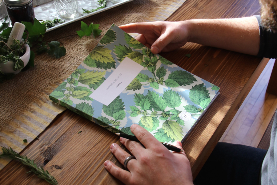 The Materia Medica Journal by Herbal Academy