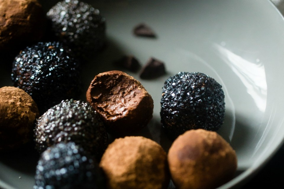 Warming Winter Rituals: Herbal Truffles for Good Circulation | Herbal Academy | Looking for ways to integrate more herbs into your diet? Try these delicious warming herbal truffles that are good for circulation!