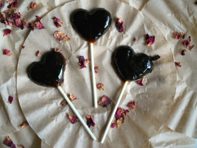 Rose Petal and Rhodiola Valentine's Day Herbal Lollipops   Herbal Academy   Treat yourself to some herbal goodness with these Rose Petal and Rhodiola Valentine's Day Herbal Lollipops!