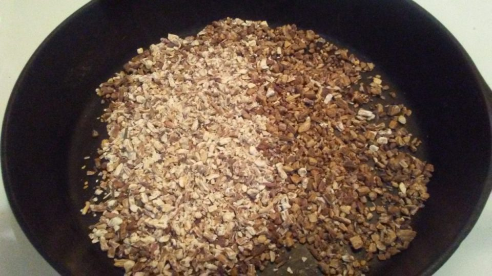 How To Roast Herbs For An Herbal Coffee Substitute | Herbal Academy | If you're looking for an alternative to coffee, the world of herbs offers some great options! Here's how to roast herbs for an herbal coffee substitute!