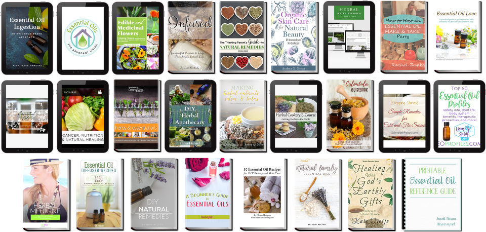 An Herb And Essential Oil Resource You Won't Want To Miss Out On!   Herbal Academy   Here's an herb and essential oil resource you won't want to miss. Limited time only!