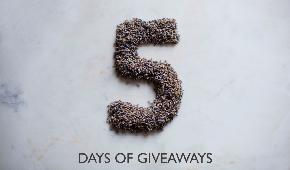 5 Days of Giveaways | Herbal Academy | We're giving away some great prizes is this year's 5 Days of Giveaways! Don't miss it!
