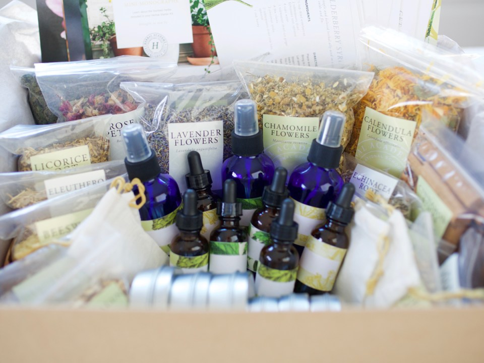 Herbal Academy's Herbal Starter Kit