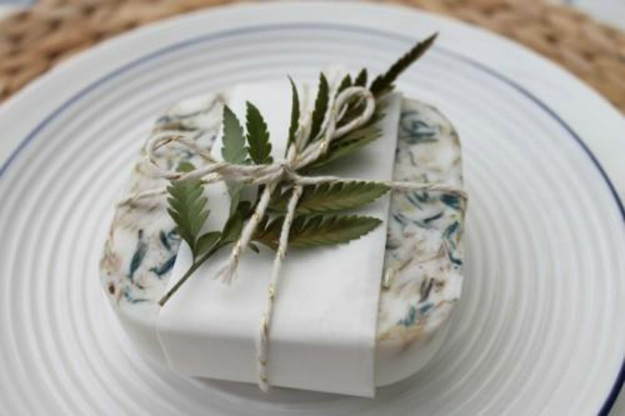 What Flowers And Herb Can I Use For Natural Soap