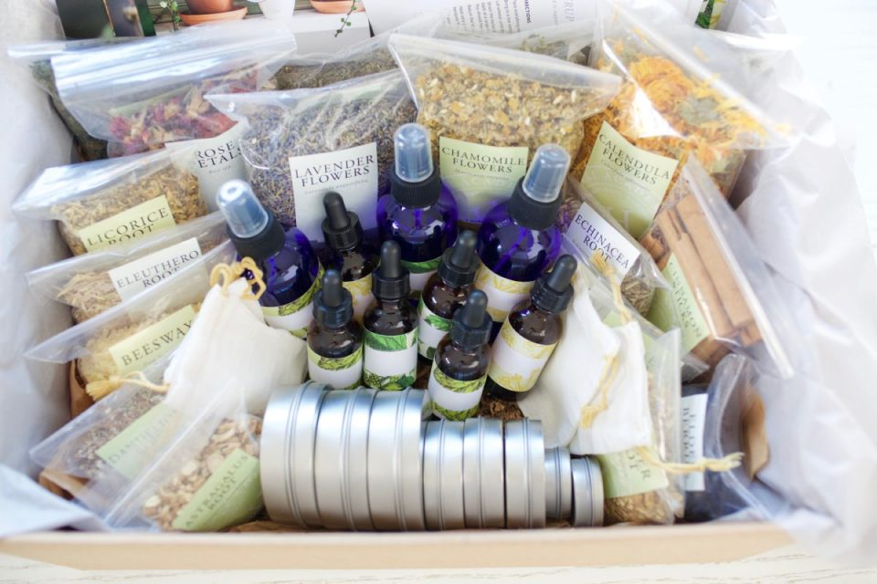 Here's How To Win A Free Deluxe Herbal Starter Kit And Save On Herbal Academy Courses and Packages!   Herbal Academy   Our Holiday Sale is here. Learn how you can save on all our herbal courses and paths and enter to win one of our Deluxe Herbal Kits as well!