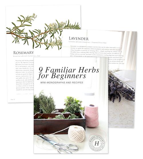 9-Familiar-Herbs-for-Beginners-ebook-Free-Ebook-by-HA