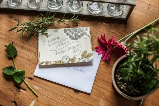 Free Botanical Thank You Card Downloads   Herbal Academy   Happy Herbalist Day! We have compiled a list of free resources to help you make this Herbalist Day (April 17th) special for the herbalists in your life!