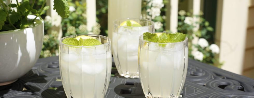 How To Stay Calm and Cool With Lemon Balm Lemonade | Herbal Academy | Are you ready for the summer heat? Stay calm, cool, and hydrated all summer long with this lemon balm lemonade recipe - an herbal twist on an old favorite!