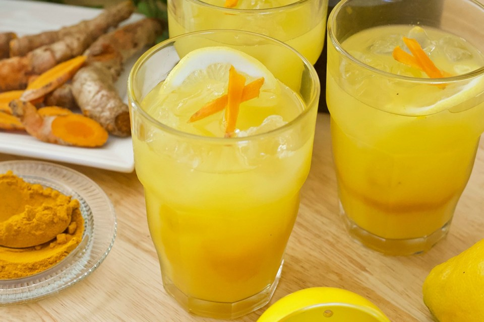 Turmeric Lemonade: Health Benefits & How To Make It   Herbal Academy   If you're looking for a refreshing drink for summer, look no further than this turmeric lemonade recipe. It tastes great, and it's good for your health!
