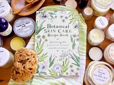 Your Favorite Botanical Skin Care Recipes—In Print!   Herbal Academy   Get 194 good-for-you-body skin care recipes featured in our new Botanical Skin Care Course in print format in our new Botanical Skin Care Recipe Book!