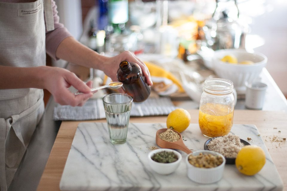 bitters are an ingredient in herbal cocktails