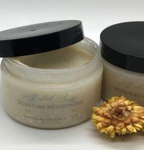 signature moisturizer