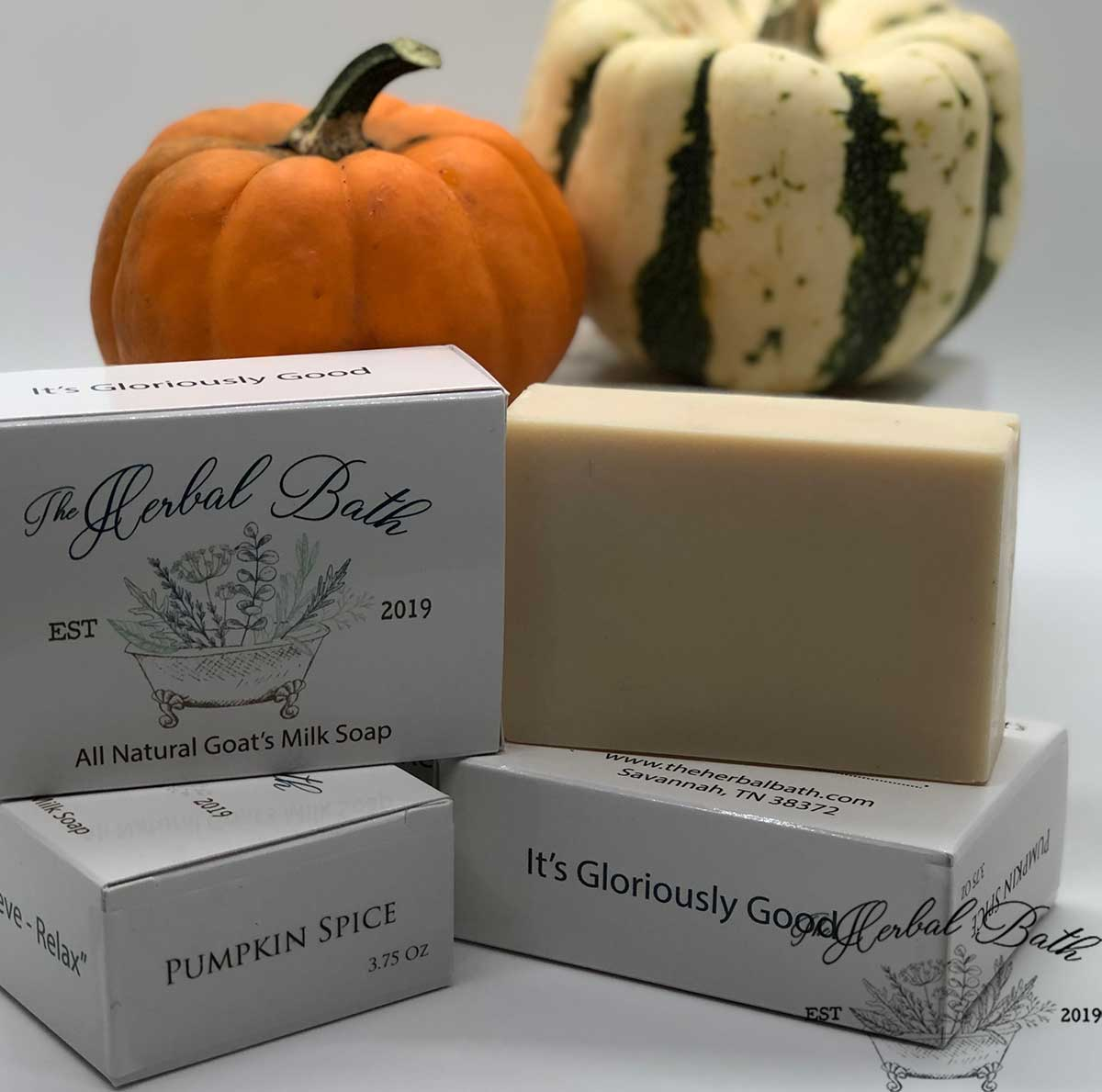 Pumpkin Spice Latte' Soap