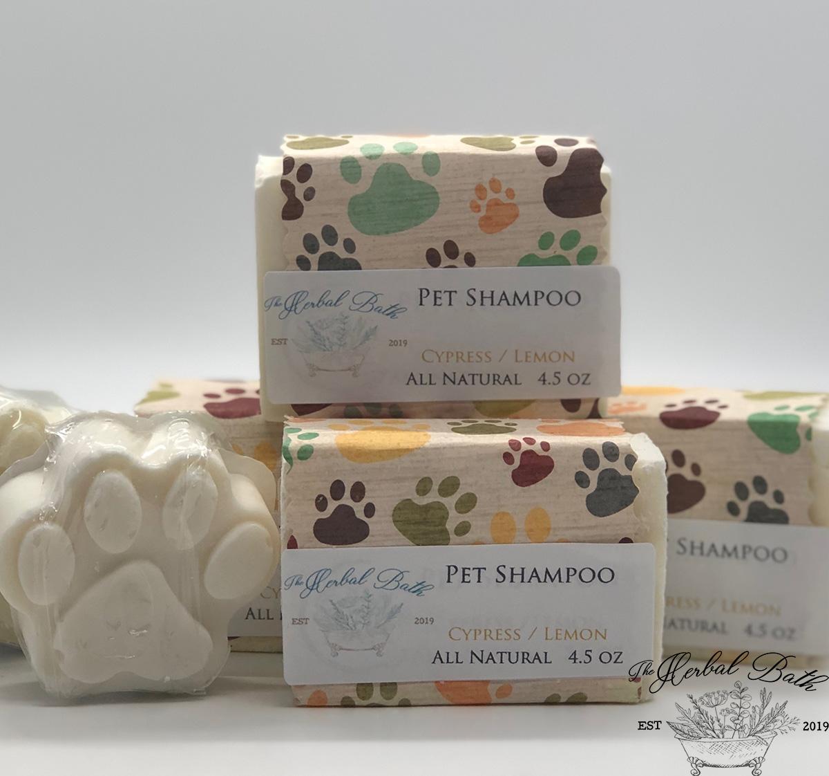 Pet Shampoo Cypress