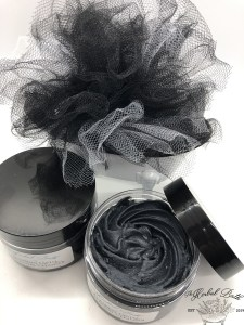 whipped charcoal facial cleanser
