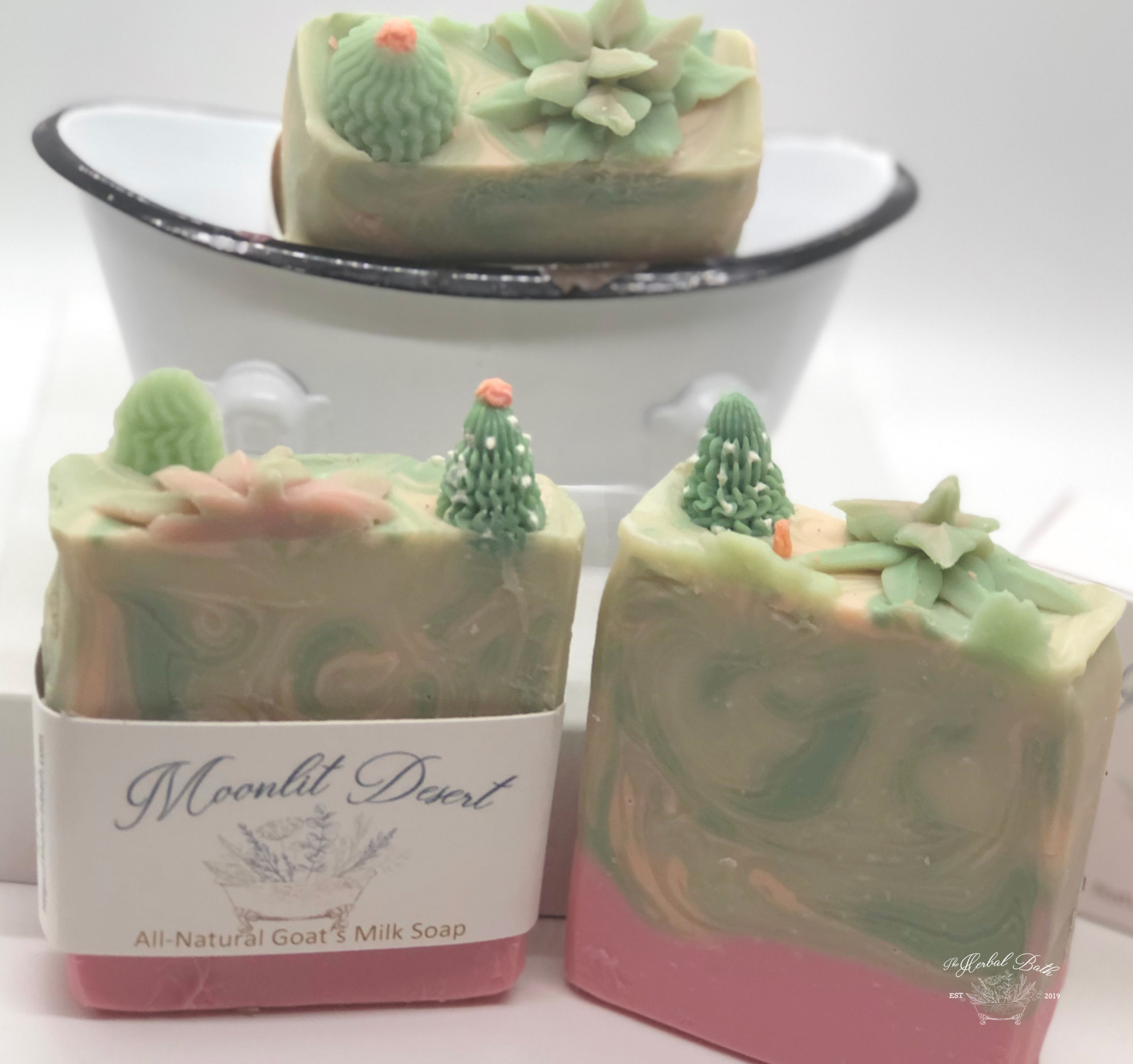 moonlit Desert Soap