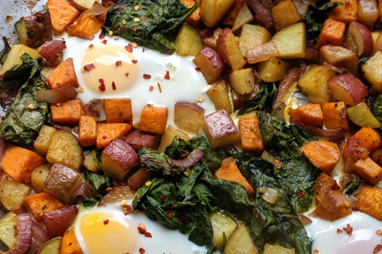 Sheet Pan Meals Breakfasts and easy egg recipes