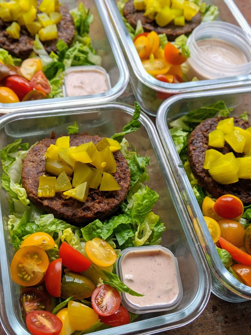 healthy fast food transformation big mac salads 21 day fix vegetarian recipes vegan beach body recipes portion control containers 21 day fix 1 green 1 blue 1 red